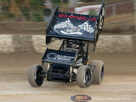 Carson Macedo 5th at Ventura