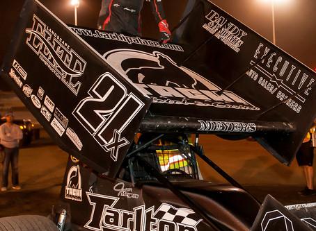 Thursday Night Win Highlights Tarlton Motorsports' Trophy Cup