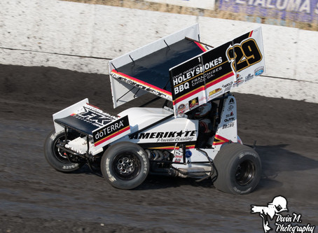 Croft Takes King of the West Top-10 Into Peter Murphy Classic Make Up in Tulare, CA