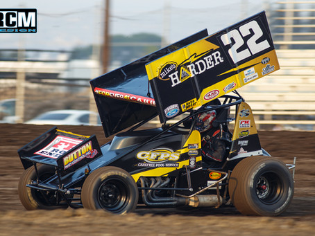 Moore Third Again at Silver Dollar Speedway