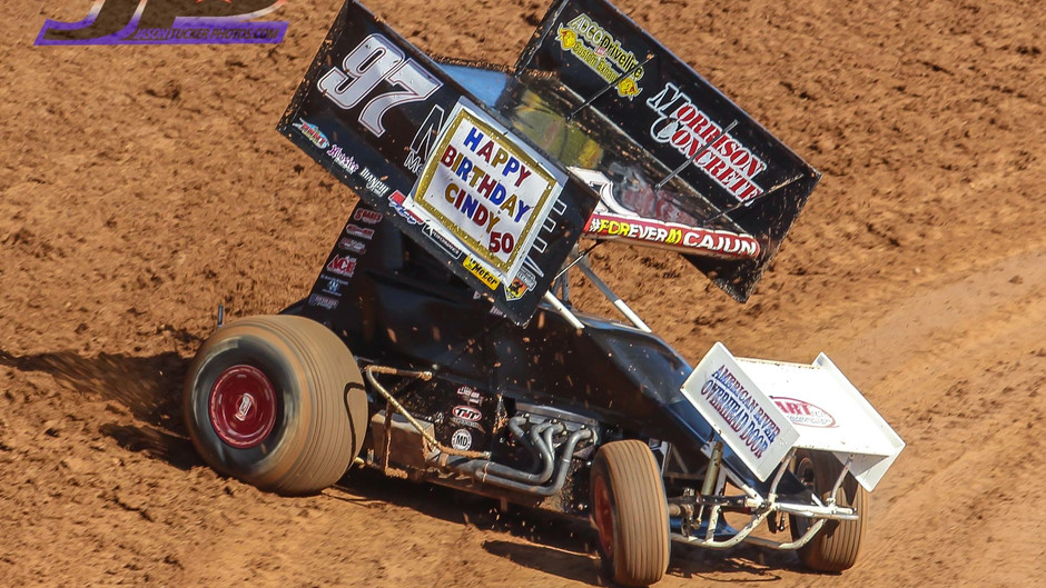 Shane Hopkins 10th at Placerville Speedway