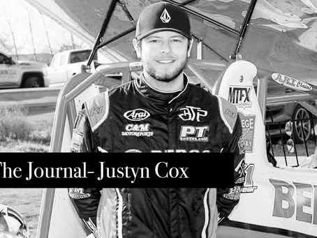 The Driver's Journal- Teaming Up with C&M Motorsports