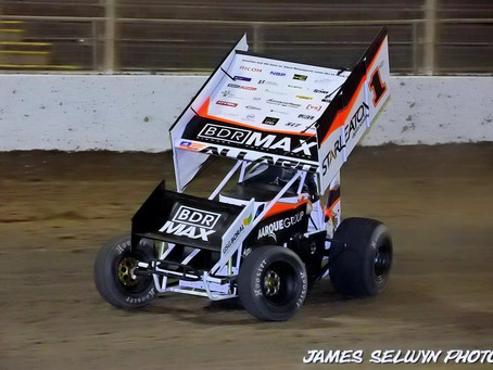 Allard Closes Out 2016 With Two More Feature Event Wins