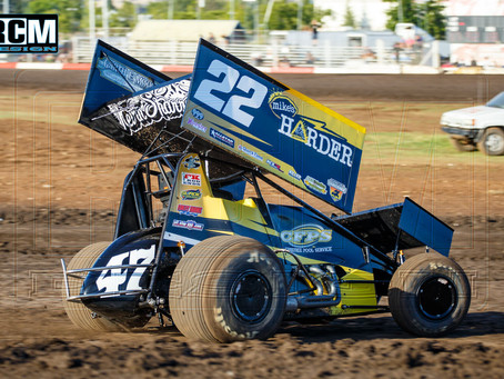 Moore Seventh at Tarter Memorial; Pointed at Silver Dollar Speedway When Racing Action Resumes Next
