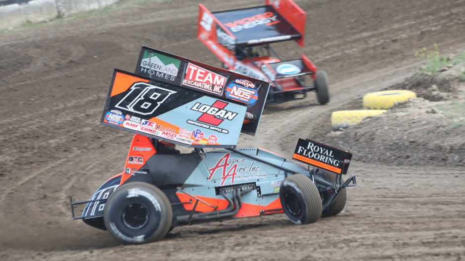 Pair of Top-10 Finishes Lead Ian Madsen and KCP Racing Into Busy Week