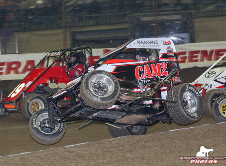 Paul Nienhiser Puts Together Strong Chili Bowl with Neuman Racing