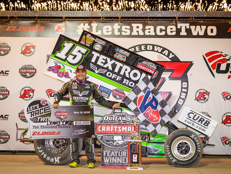Schatz Leads Big Weekend for KSE Racing Products