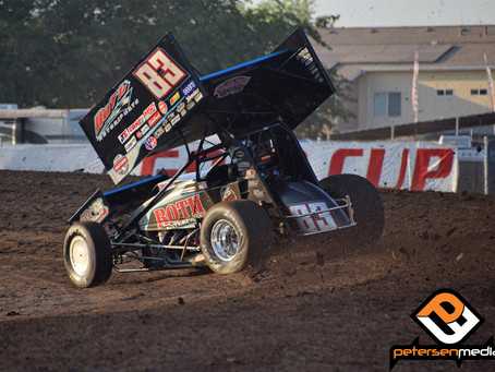 Cory Eliason Third at Gold Cup Race of Champions