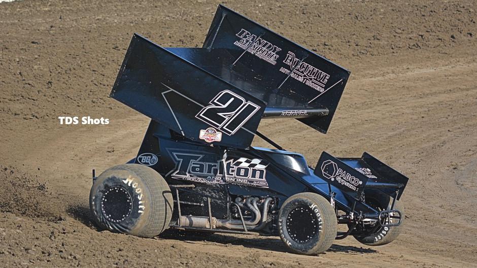 Ryan Bernal and Tarlton Motorsports Land In KWS Top-10
