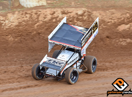 Runner Up Finish at Stockton Dirt Track Highlights Willie Croft's KWS Speedweek