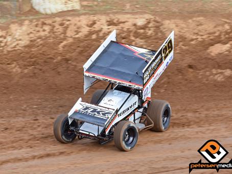 Runner Up Finish at Stockton Dirt Track Highlights Willie Croft's KWS Speedweek