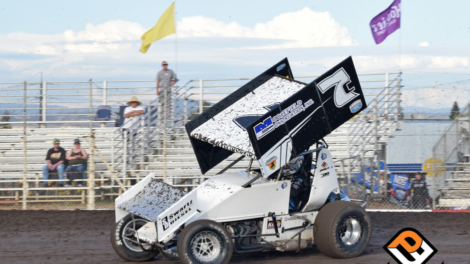 Kyle Hirst Finishes 5th with C&M Motorsports One Night After Hard Charge to 12th