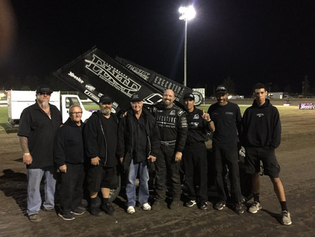 Tarlton Stays Hot As He Scores First Win Of The Season