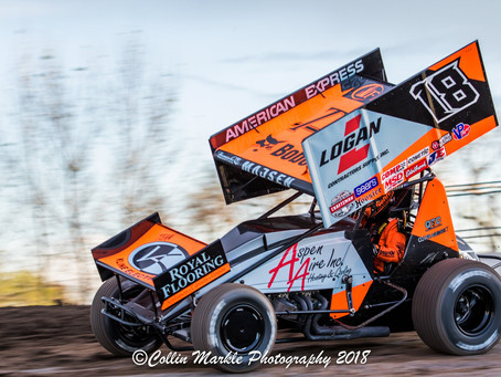 Ian Madsen Brings Home Second Place Finish from Stockton, CA