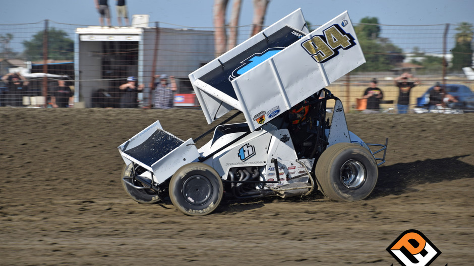 Late Contact Hinders Worth at Silver Dollar Speedway
