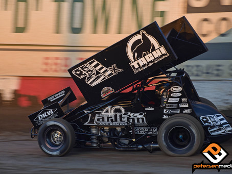 Carson Macedo 12th in Trophy Cup Points