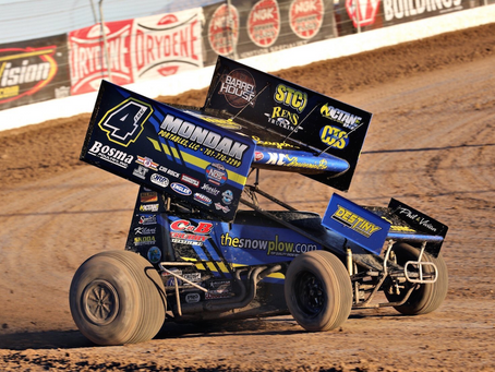 Terry McCarl Looks To Ride Momentum Into Knoxville Outlaw Weekend