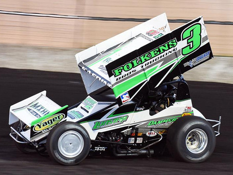 Tim Kaeding Puts on Show During Opening Race With Lunstra Motorsports