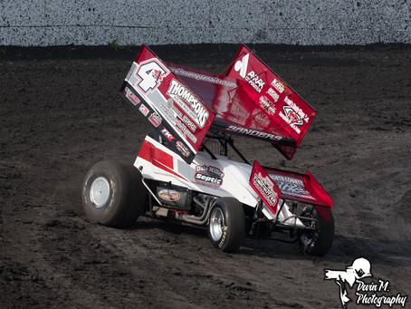 Sanders and Miller Motorsports 10th at Petaluma Speedway