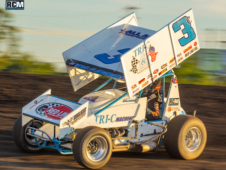 Jonathan Allard Charges Hard In Chico, CA