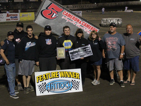 Nunes Captures First Win Of Season In Exciting Fashion