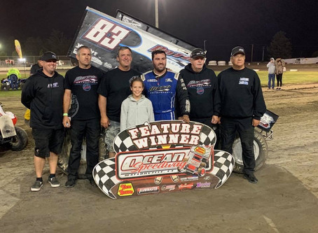 Dominic Scelzi and Roth Motorsports Pick Up Fourth Win of Season