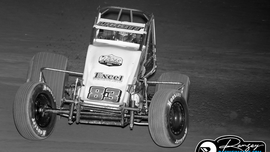 Austin Liggett Continues To Run Well in Tulare, CA as he Finishes Fourth Saturday Night