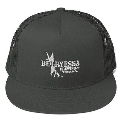 Berryessa Lake Mesh Back Snapback