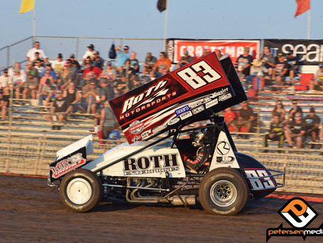 JA Sixth at Gold Cup Opener with Roth Motorsports