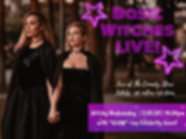 Basic Witches LIVE! Landscape_205 at 103