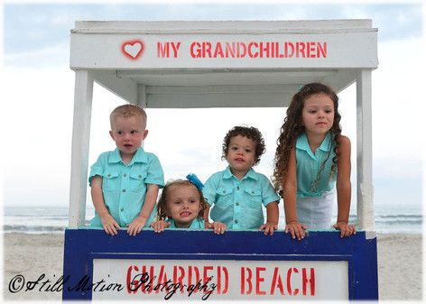 Ocean City grandkids