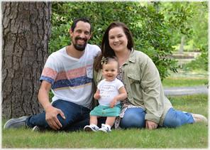 County Park Family Photo