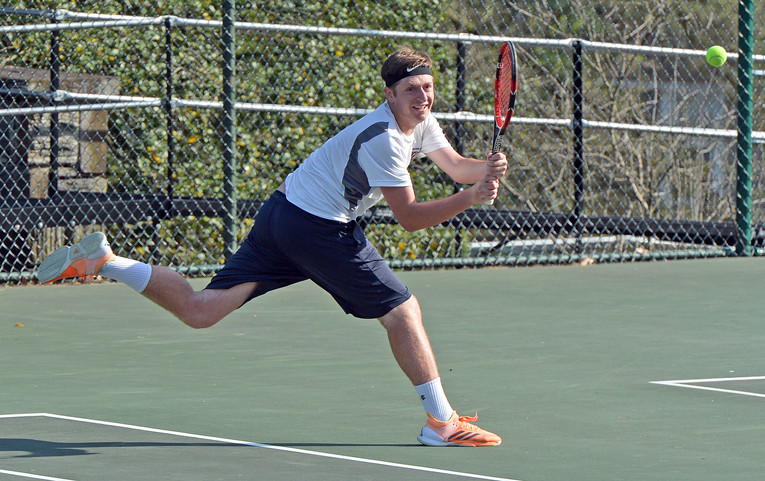 Action Tennis Photos