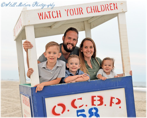 Ocean City Lifegaurd