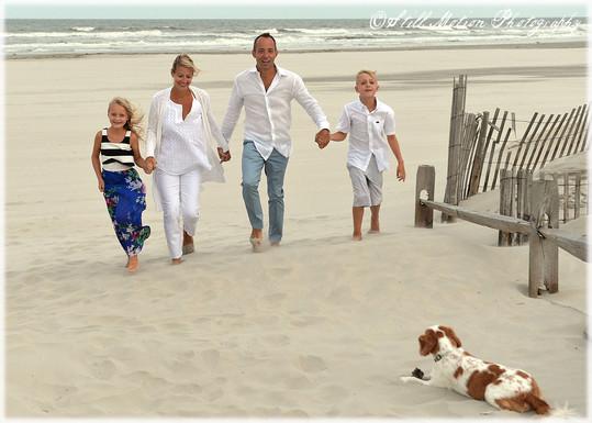 Family & dog