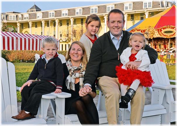 Congress Hall Christmas