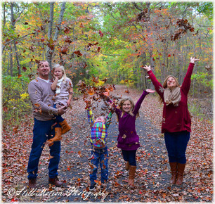 Celebrate Family Fall Photo