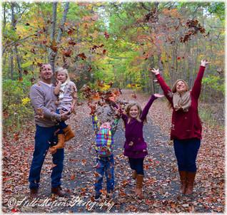 Celebrate Family Fall Photo