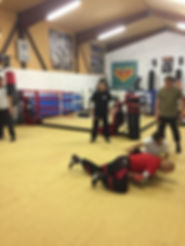 TBWT Grappling