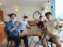 Meeting with members
