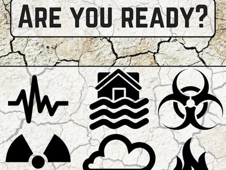 Preparing for Natural Disasters: Geological, Meteorological & Biological