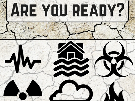 Preparing for Natural Disasters: Geological, Meteorological & Biological