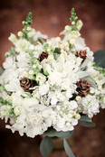 Teena and Jim Bridal Bouquet