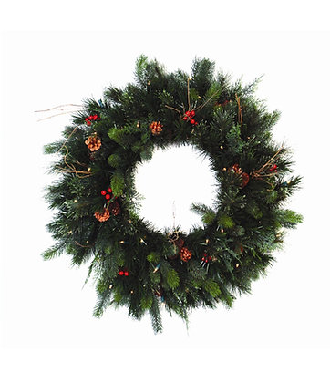 Brandon Spruce Wreath