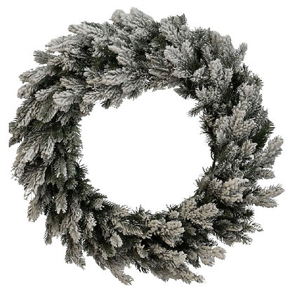 Snow Drift Wreath