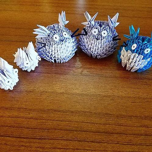 Totoro 3D Origami