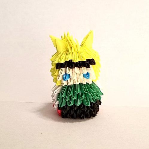 Namikaze Minato (Naruto) Origami