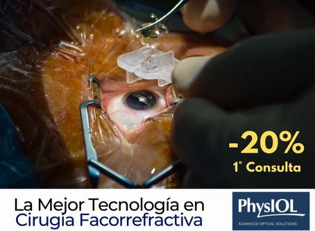 -20% Descuento en la Primer Consulta para Colocación de Lentes Trifocales
