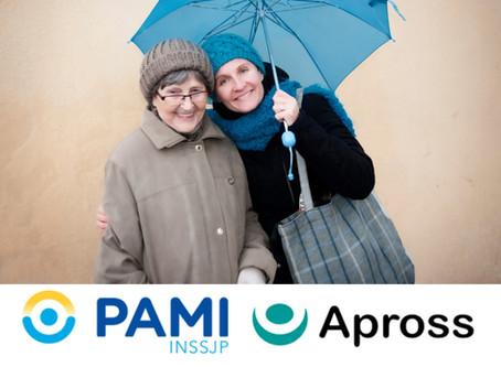 Atención para Afiliados PAMI - APROSS