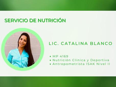 Nuevo Servicio de Nutrición